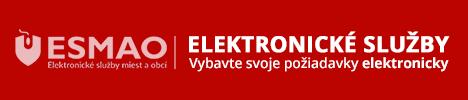 Elektronické služby obce ESMAO